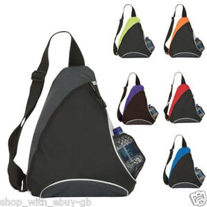 Mono Strap (single shoulder strap) Rucksack Cross Body Bag - 35% Off