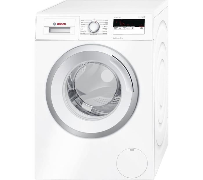 BOSCH 7kg Washing Machine (White) - Save £71with Code