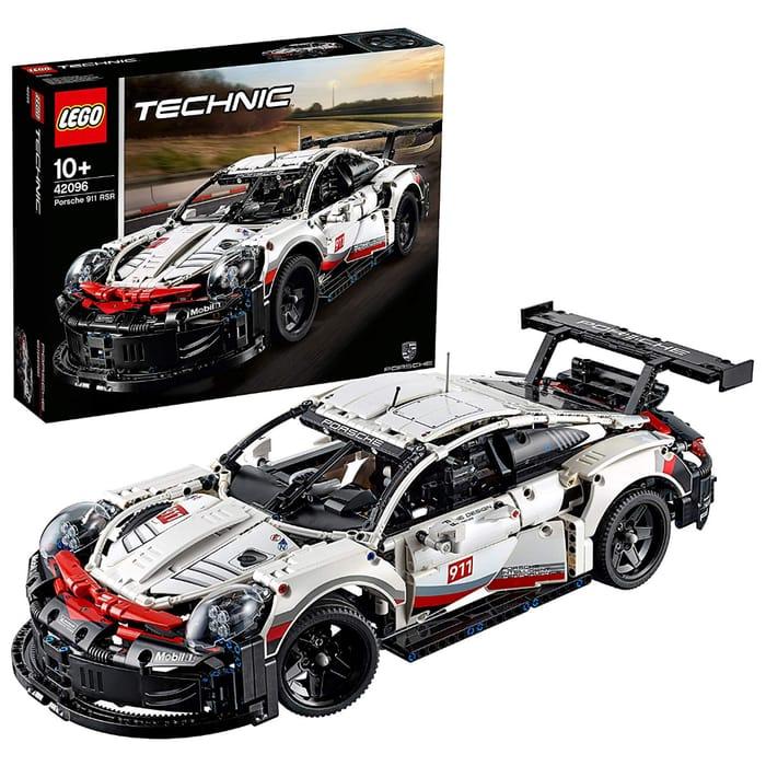 Lego 42096 Technic Porsche 911 RSR Only £90.99