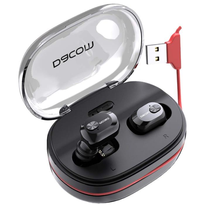Deal Stack - Wireless Earphones - 35% off + Extra 5%