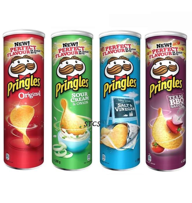 HALF PRICE! Pringles 200g (All Varieties)