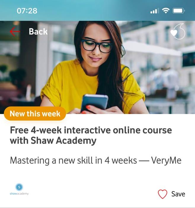 Free 4 Week Online Course VERY ME REWARDS