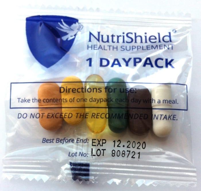 NutriShield Premium Trial Sachet FREE