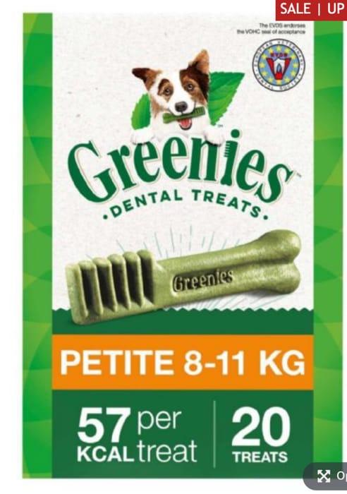 Greenies Dental Chews 340g