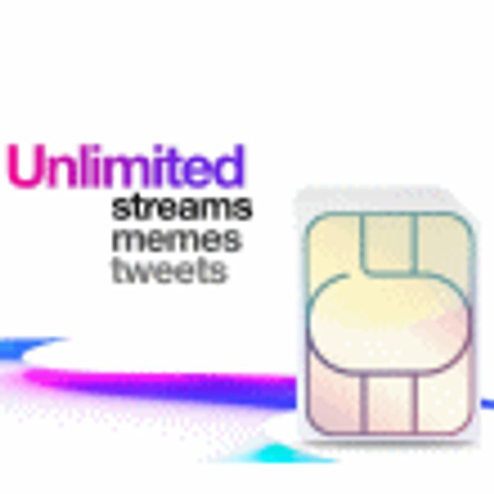 Unlimited Data, Unlimited Calls & Unlimited Texts Sim Only Deal £20pm