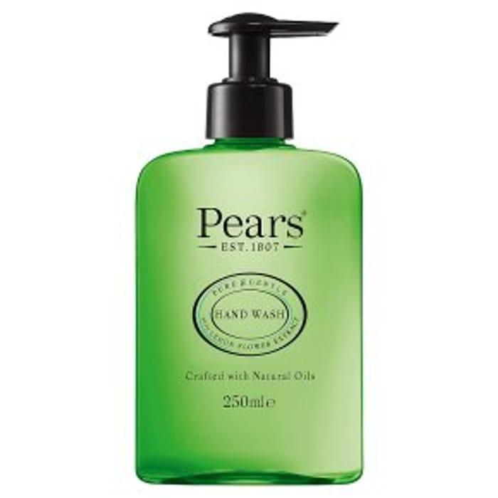 Pears Hand Wash Lemon Flower Extract250ml