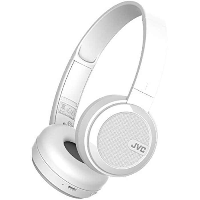 JVC Foldable Bluetooth Headphones