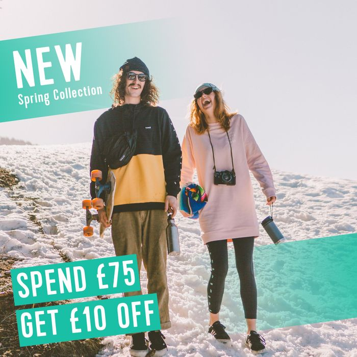 Planks Clothing - Spend £75 Get £10 OFF