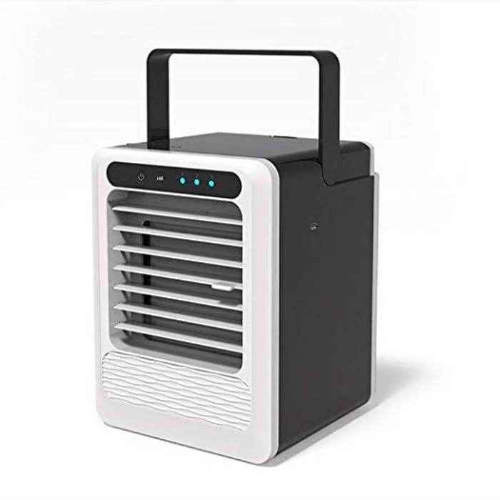 Riotis Air Cooler,3 in 1 Mini Air Conditioner