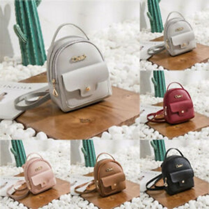 Womens Backpack £3.59 + Free Delivery