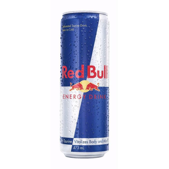 Free Redbull Can