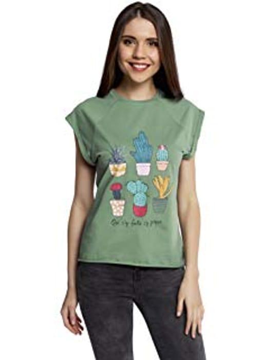 Amazon - Women's Plant T-Shirt
