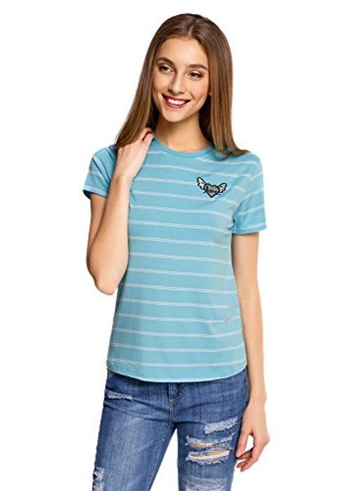 Amazon - Women's Striped Top - 4 Colours from £2.90