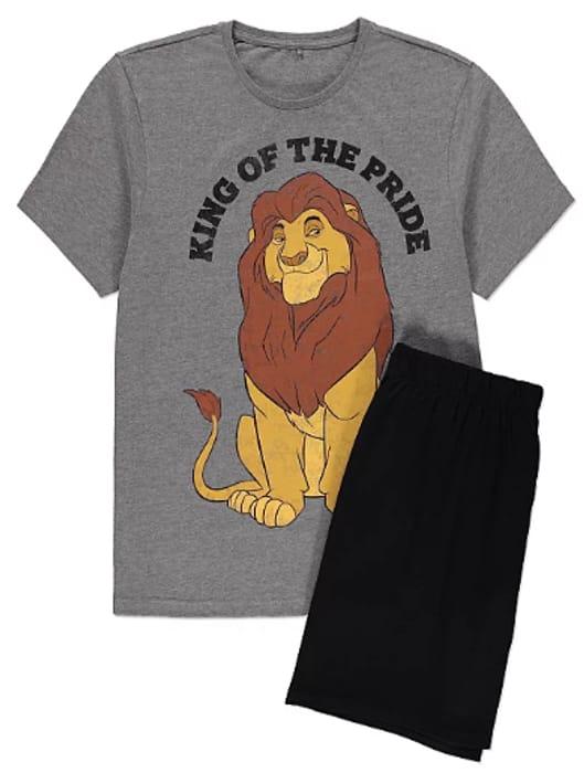 Disney The Lion King Mini Me Pyjamas Only £12.5