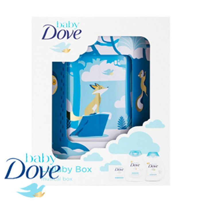 Baby Dove: Lullaby Musical Tin ( Instore and Online)