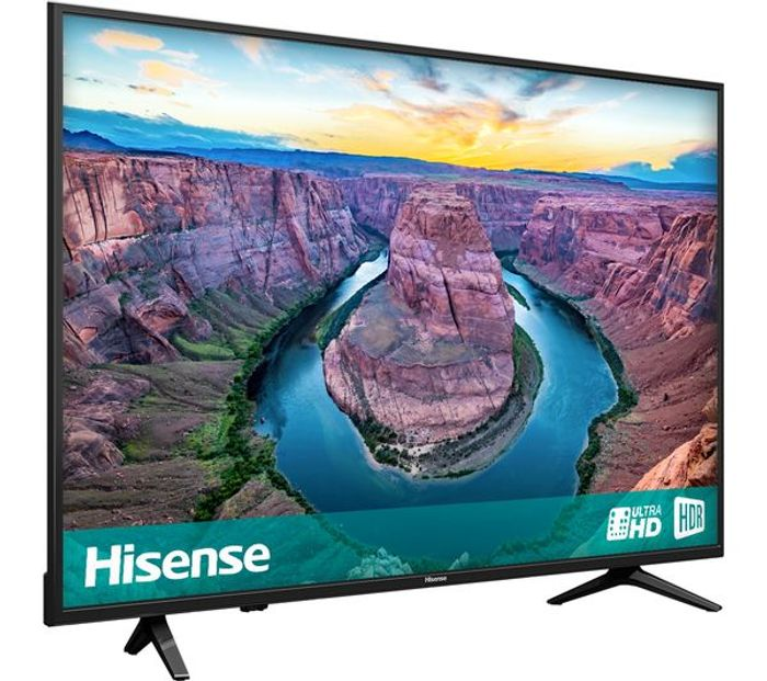 "HISENSE 58"" Smart Ultra HD HDR LED 4K TV"