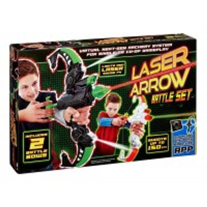 Laser Arrow Battle Set