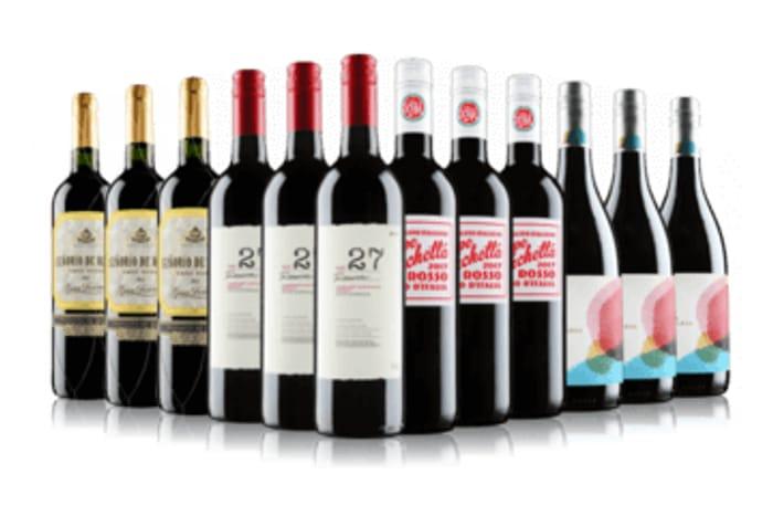 Virgin Wines £40 off Spend off 99.88