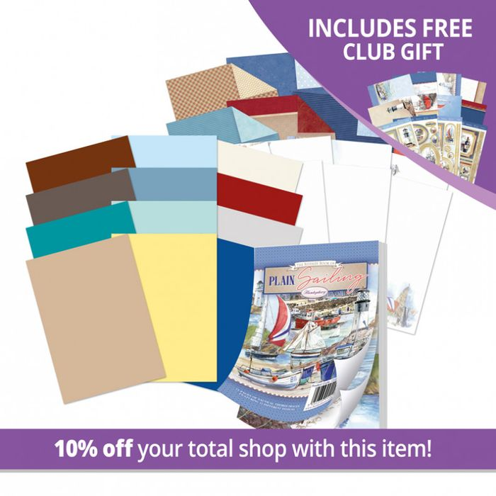 10% off your total order with this card kit, plus Free Gift.