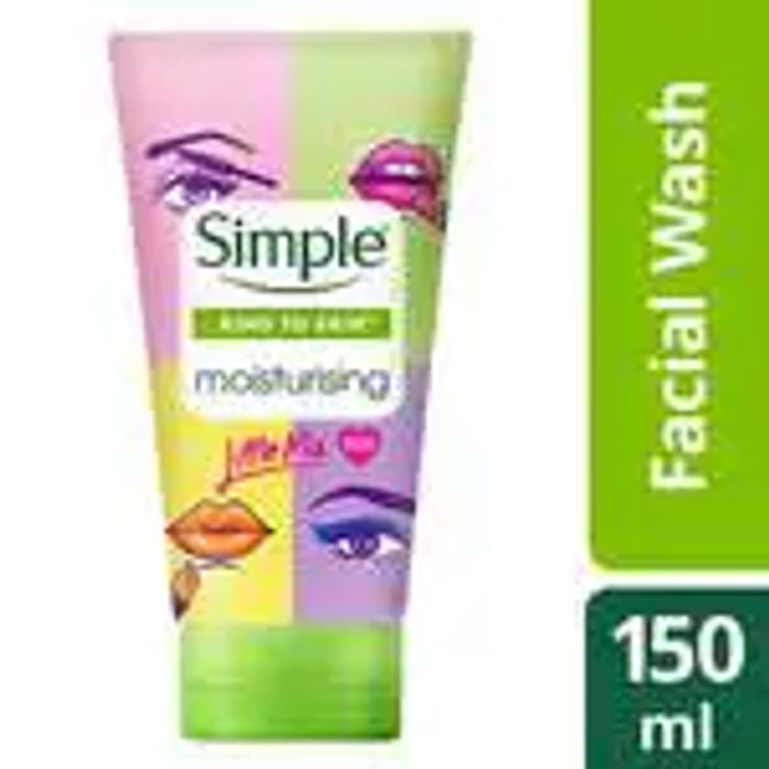 2 for £3 on Selected Simple Pouches at Superdrug