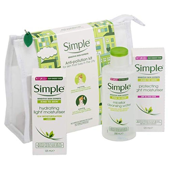 Simple Anti Pollution Regime Gift Set