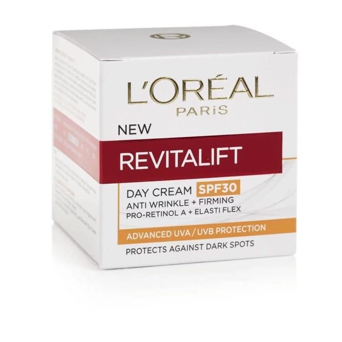 *HALF PRICE* L'Oreal Paris Revitalift Anti Wrinkle Day Cream 50ml FREE C&C