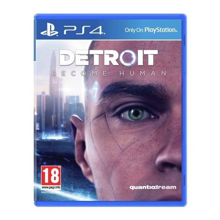 PS4 Detroit: Become Human £13.99 C&C at Argos