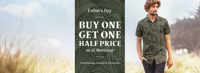 Animal | Buy One Get One Half Price on All Menswear