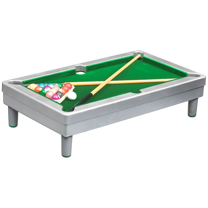 Deluxe Miniature Pool Table