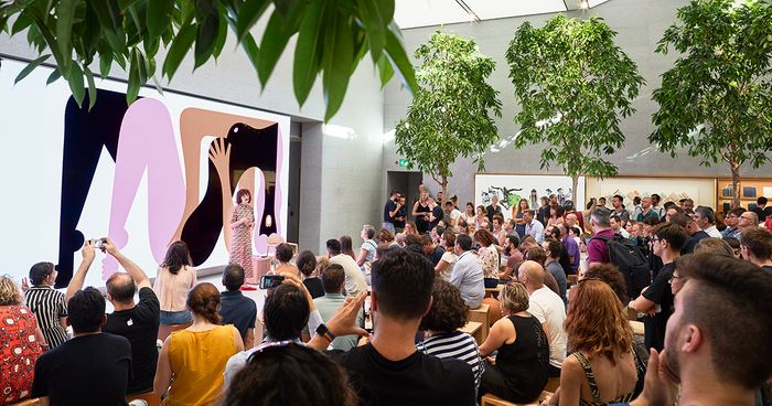 Apple Store Free Creative Workshops for Adults