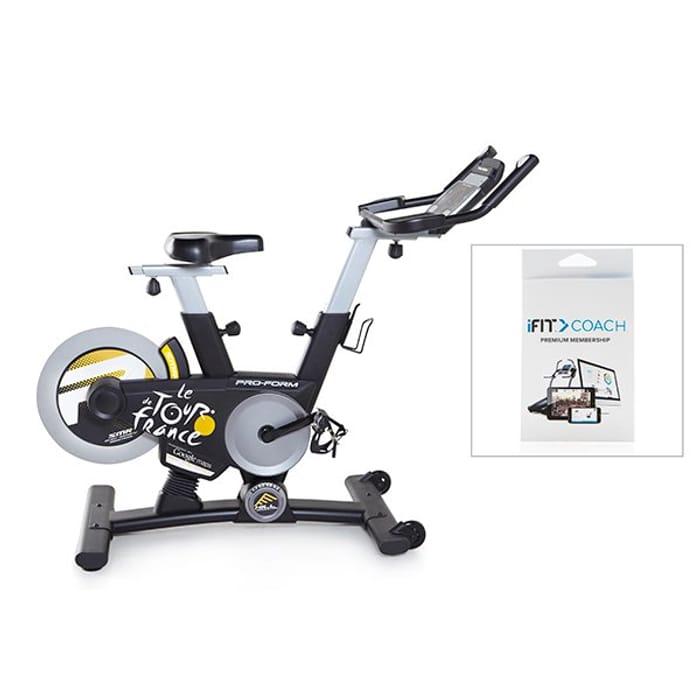 £500 Proform Tour De France 1.0 Indoor Cycle Trainer