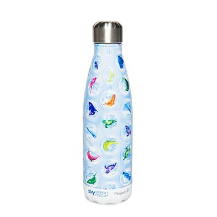 Water Bottles Designed by Celebrities