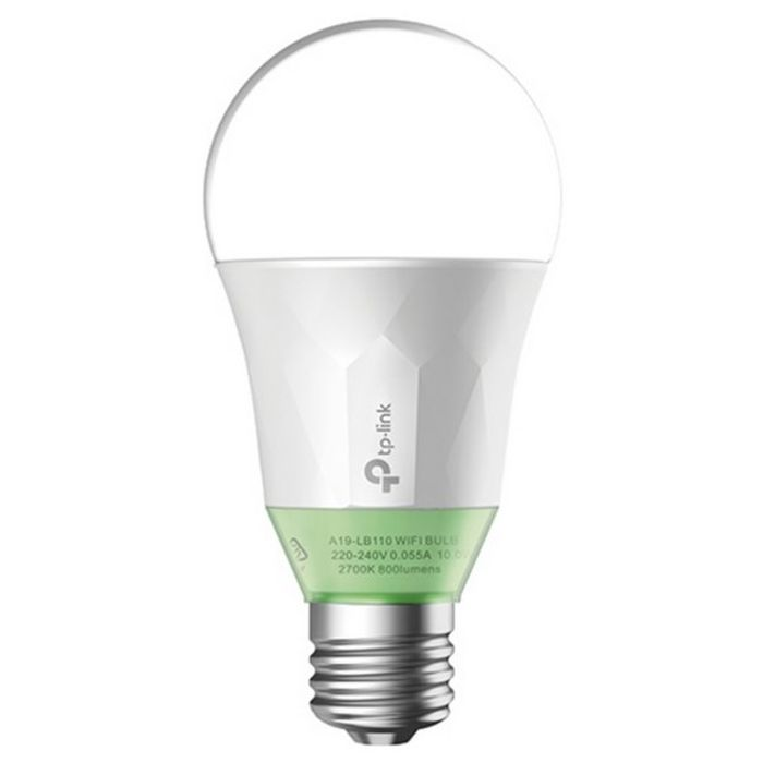 TP-Link LB110 Kasa Smart Wi-Fi Bulb - Dimmable White