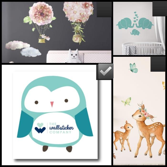 Free Cute Penguin (Full Size) Wall Sticker