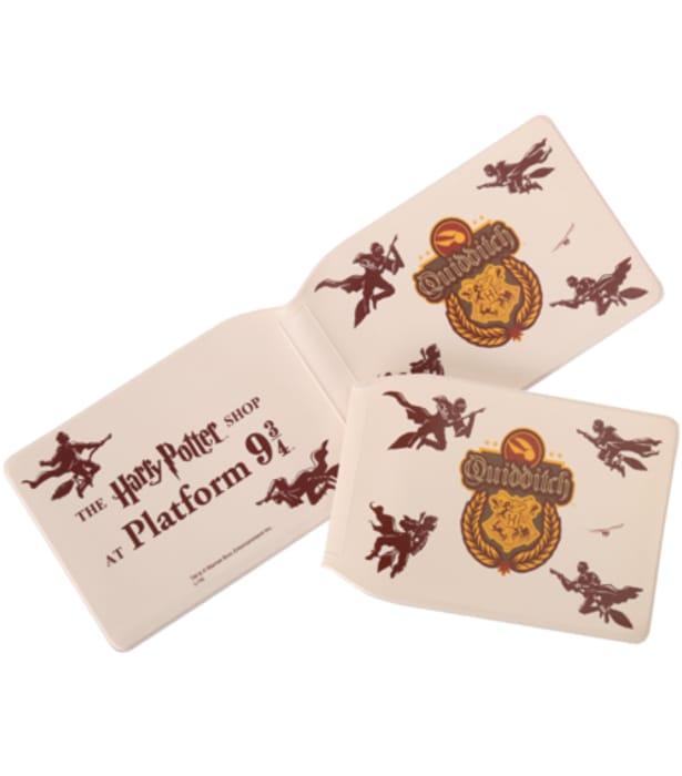 Quidditch Card Wallet