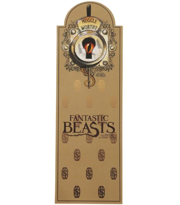 Bookmark - Muggle Worthy