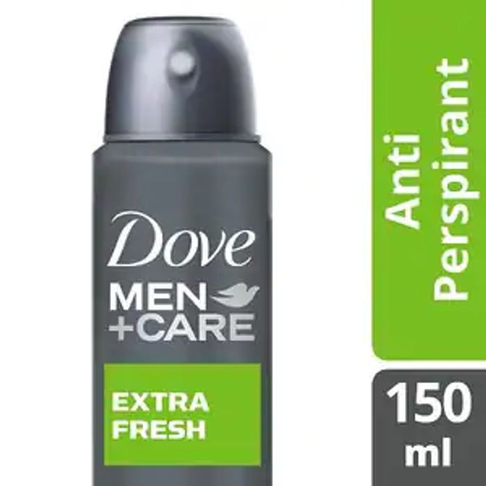 Dove Men Extra Fresh Anti-Perspirant Deodorant 150ml
