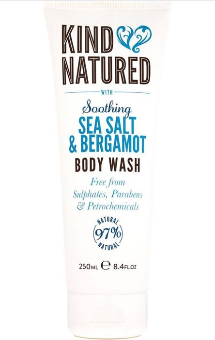 Kind Natured Soothing Body Wash (250ml)