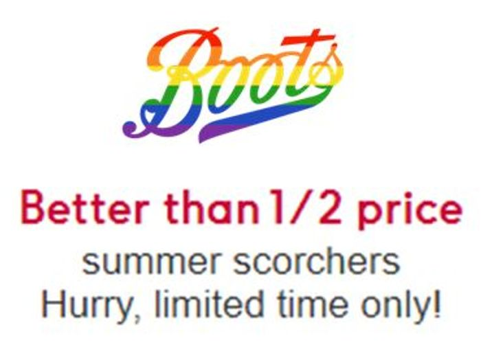 Better than 1/2 Price Scorching Summer Offers! Aftershave, Razors, Toothbrushes