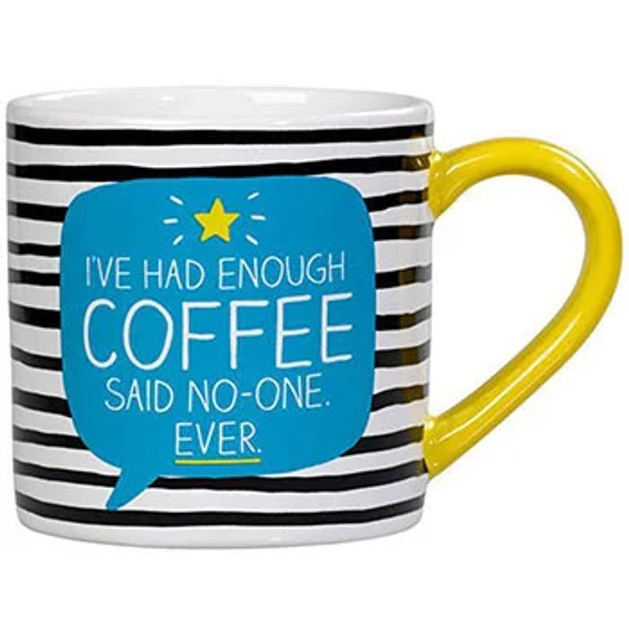 I've Had Enough Coffee Mug - Only £2.40 with Code at The Works