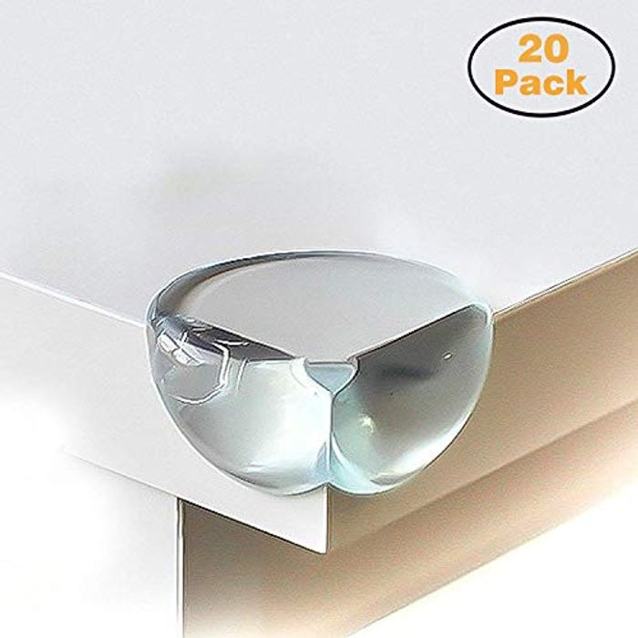Roll over Image to Zoom in Calish Safety Corner Protectors for Kids