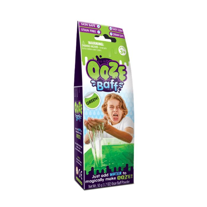 Green Ooze Baff - Make Your Own Ooze
