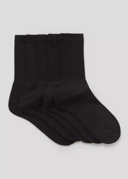 5 Pack of Mens Sports Socks