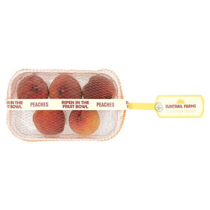 Suntrail Farms Ripen at Home Peach Minimum 4 Pack from 11th June