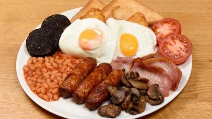 Morrisons Big Daddy Breakfast £5