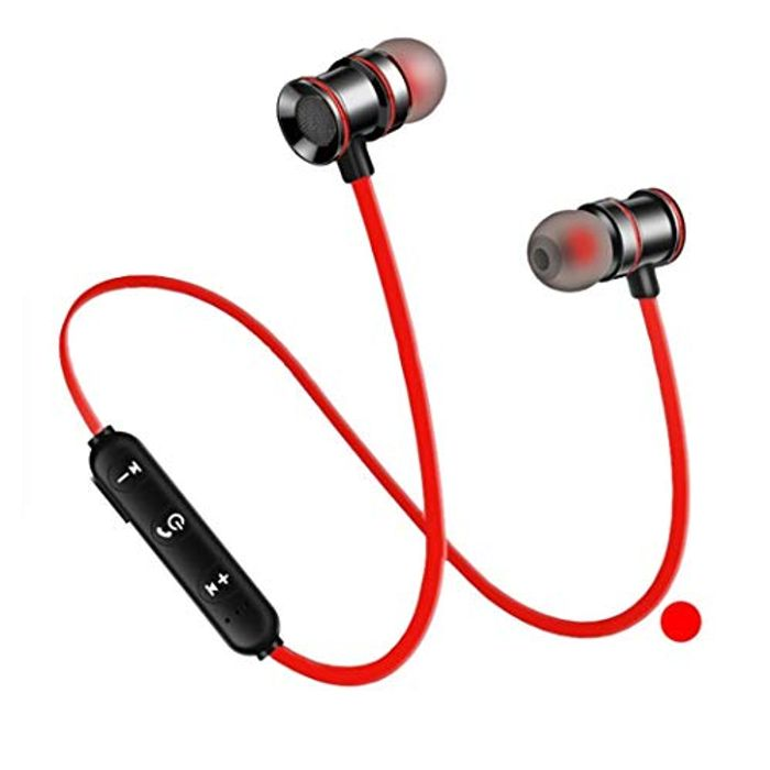 Yuikled Bluetooth Earphone 5.0 Wireless Sports Stereo