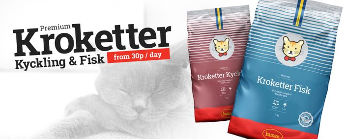 Free Cat and Dog Food Sample