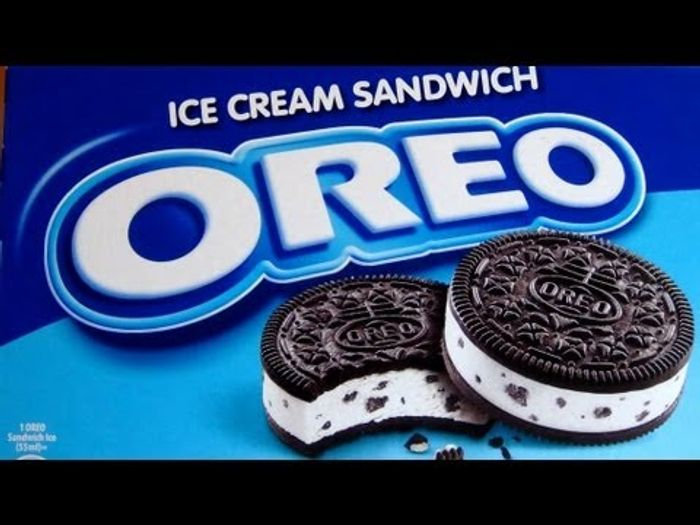 Oreo Ice Cream Sandwich X6