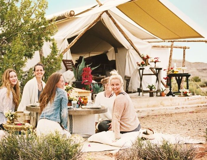 A Three-Night Glamping Trip to Be Won