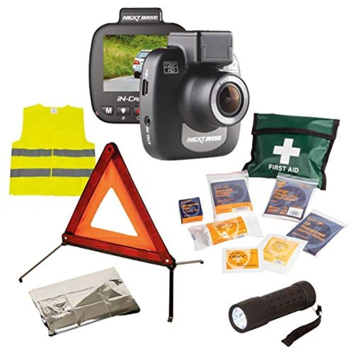 Nextbase Dash Cam & Emergency Car Kit